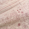 Jardin De Fleurs Linen Embroidery Sampler  - Pre-Order May 2021 Delivery