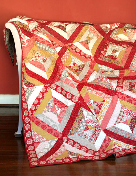 Madame Rouge Madame Rouge Quilt Pattern French General