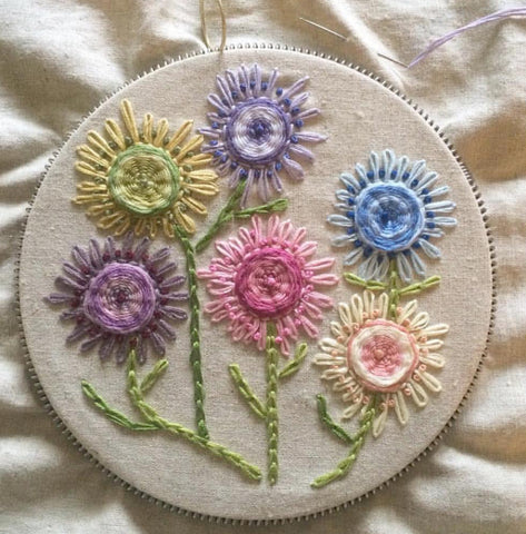 McKinney  Workshop - Favorite Stitches Workshop / Monday, October 23rd 2017   2-5pm