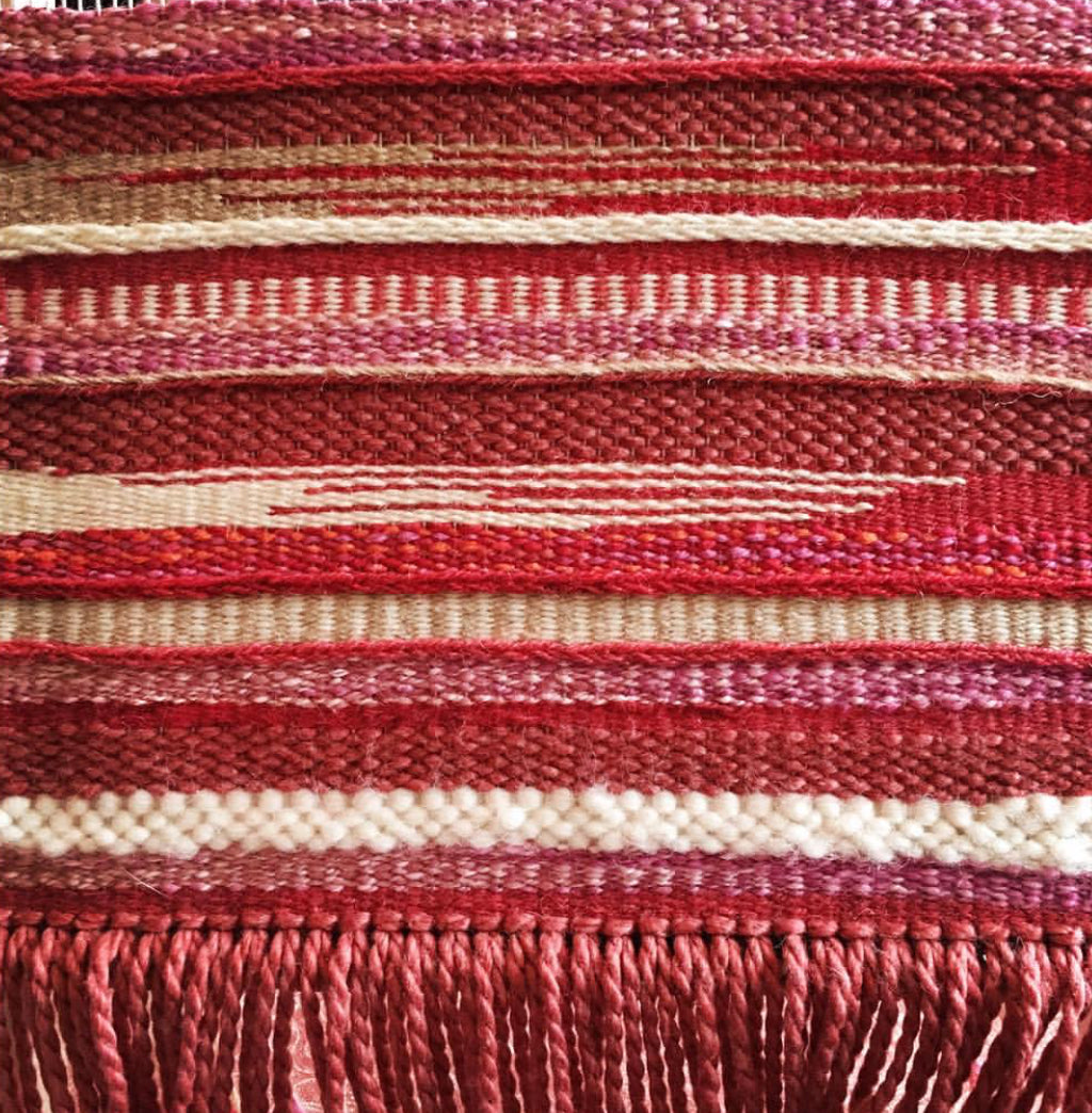 McKinney  Workshop - Creative Weaving / Monday, October 24th 2017   10-4pm