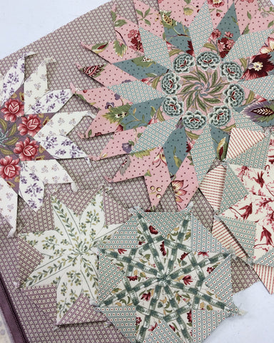 English Paper Piecing with Lorraine Lovell  / Monday, February 19th / 1-5pm