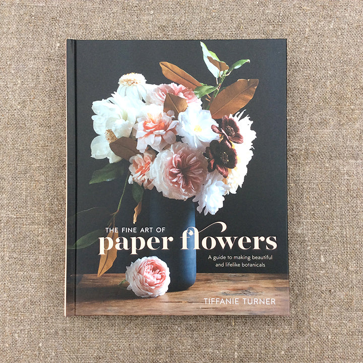 Paper Flowers by Tiffanie Turner