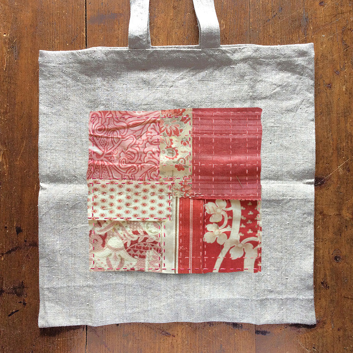 Rouge Boro Tote Kit