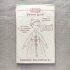 Petite Lillie Embroidery Sampler Kit by Jess Brown