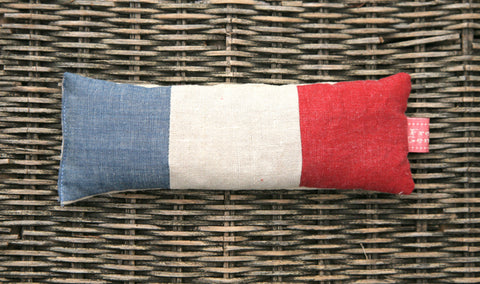 French Flag Pincushion