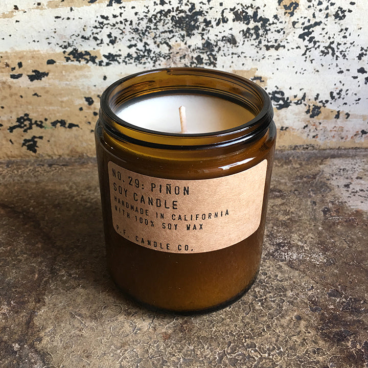 Soy Candle - Piñon