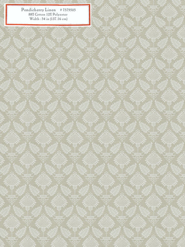 Home Decorative Fabric - Pondicherry Linen