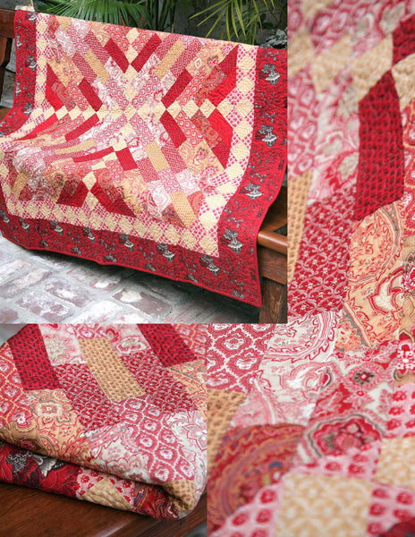 Rue Indienne Rue Indienne Quilt Pattern French General