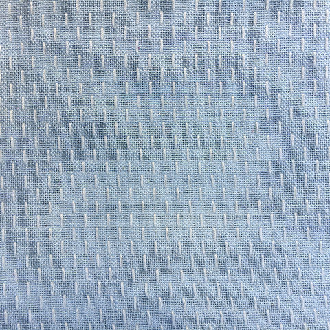 French Sashiko Blue Dust with Pearl