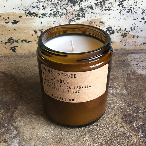 Soy Candle - Spruce