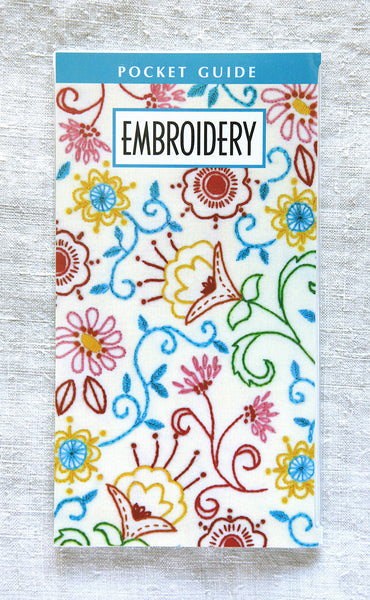 Embroidery Stitch Guide French General