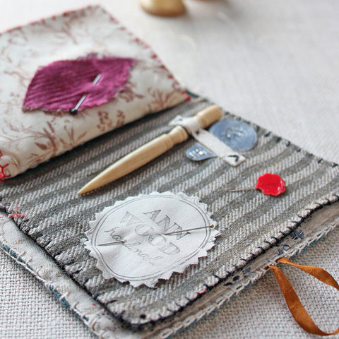Needle Books with Ann Wood / Monday, October 14th  / 6-9pm