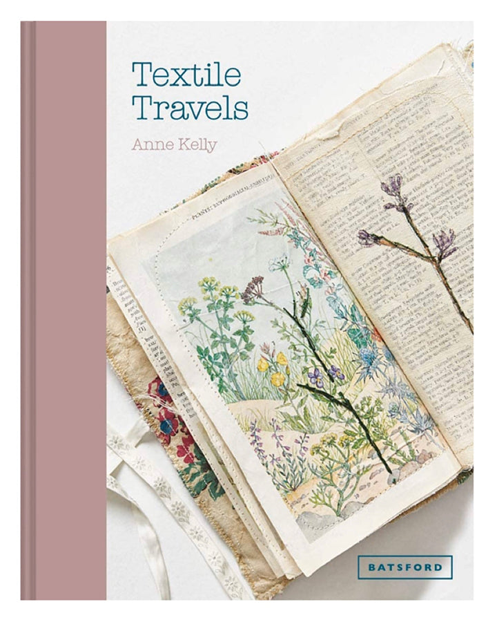 Textile Travels by Anne Kelly