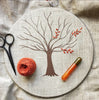 Tea Tree Towel Embroidery Kit
