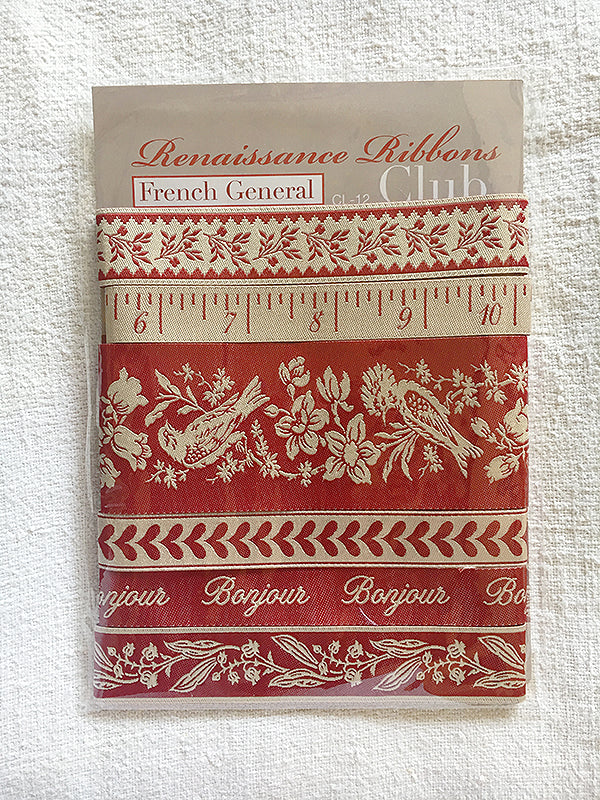 French General Ribbon by Renaissance Ribbon