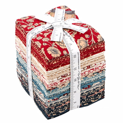 Moda French General - Vive La France Fat Quarter Bundle