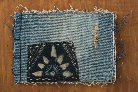 Boro Sampler Book with Jody Alexander / Sunday, February 18th / 10-4pm  SOLD OUT
