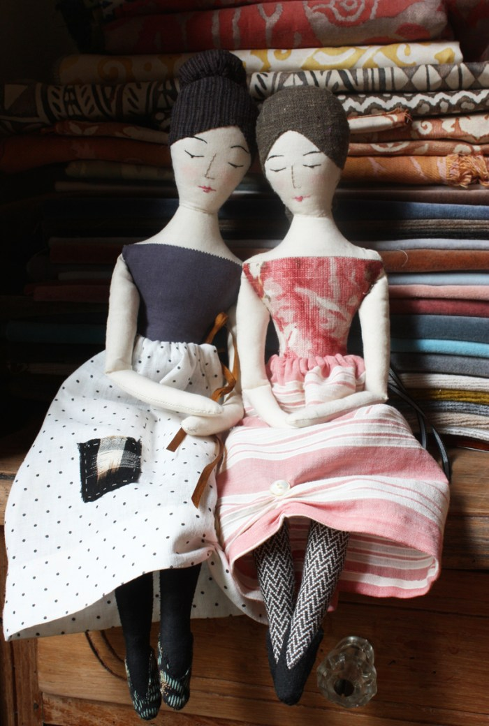 Elegant Ragdolls with Ann Wood / Friday, March 23rd  / 10-6pm