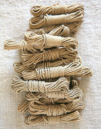 Antique Hemp Rope