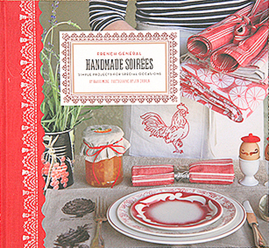 French General Handmade Soirees - SALE!