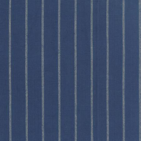 Cotton Blue Striped Toweling