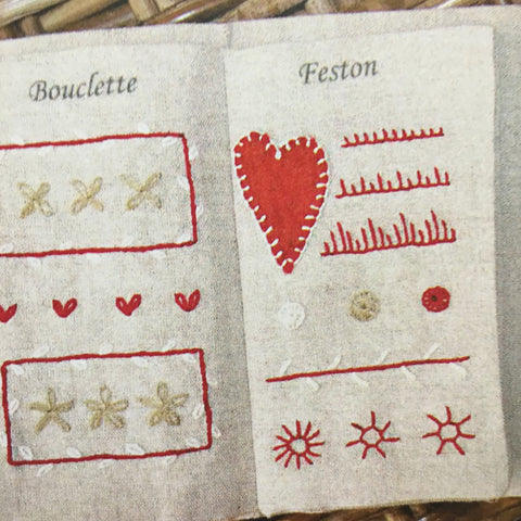Stitch Book - Leçon de Points