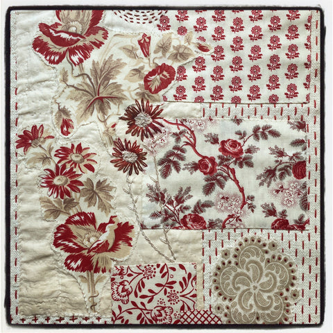 La Rouge Rose Stitch Kit
