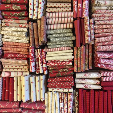 12 Favorite Fat Quarters