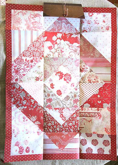 Jolees Boutique - Paper Map Pad/Quilted