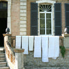 French Linen Sheet - Planterose