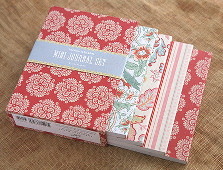 French General Petite Journal Set