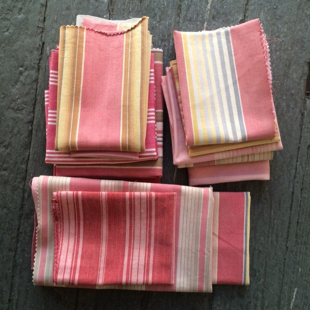 Antique French Ticking
