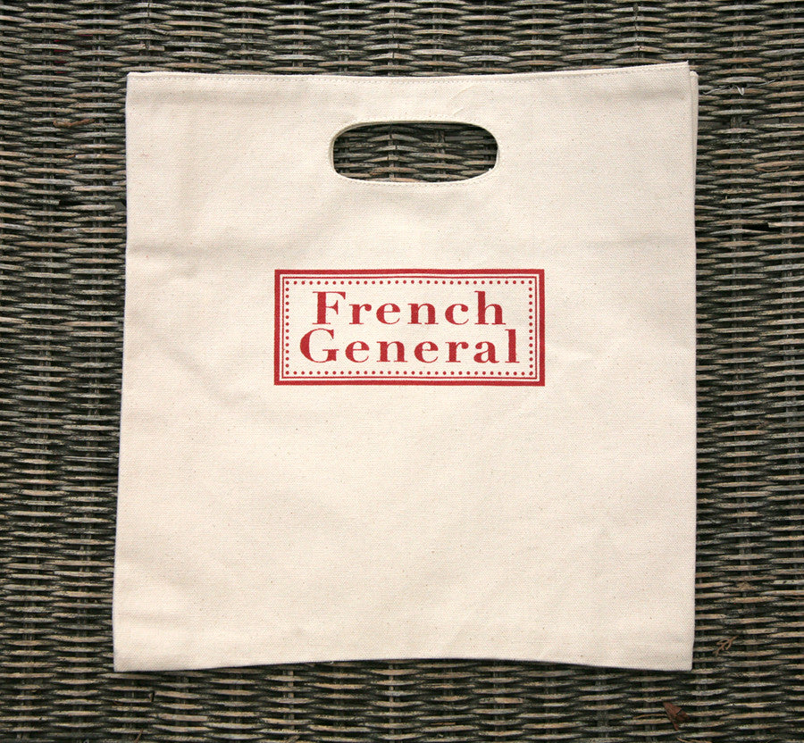 French General Tote Bag