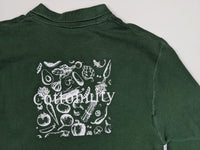 90s Cottonuity Rugby Long Sleeve Rework