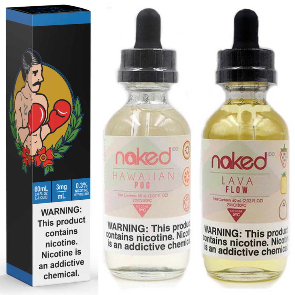 THE HAWAII eJUICE BUNDLE (180ml)
