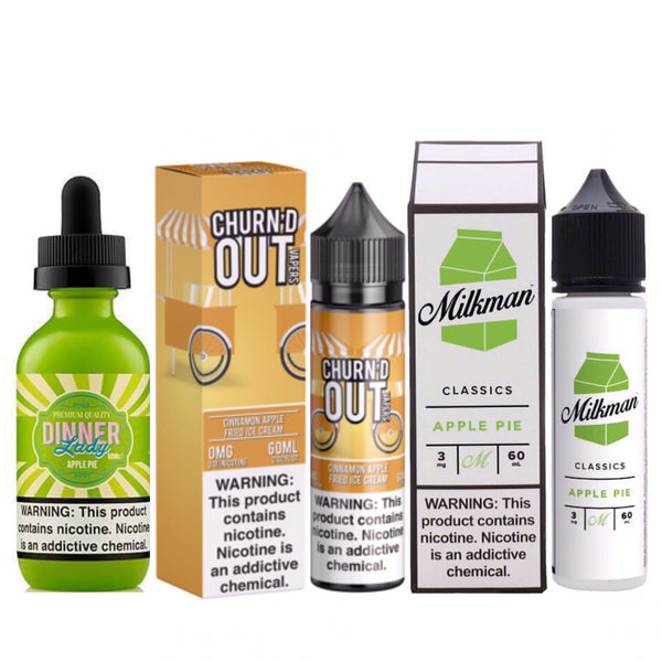 THE CINNAMON APPLE BUNDLE (180ML)