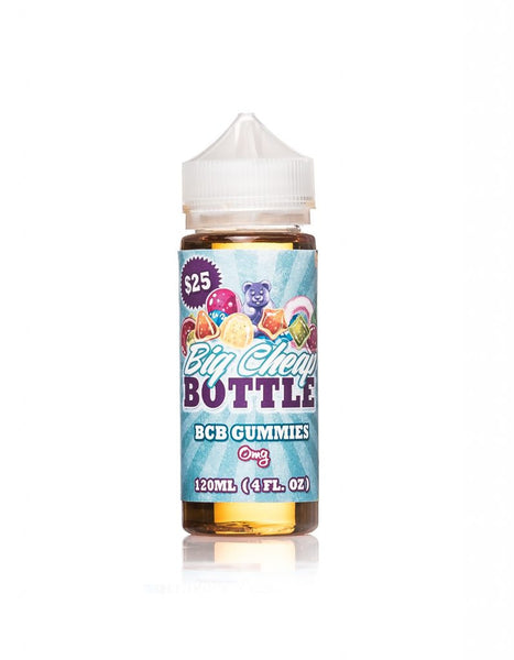 BCB BIG CHEAP BOTTLE - GUMMIES