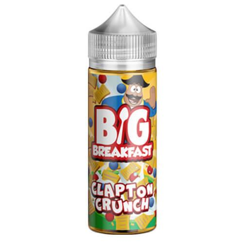 big breakfast ejuice eliquid vape juice clapton crunch