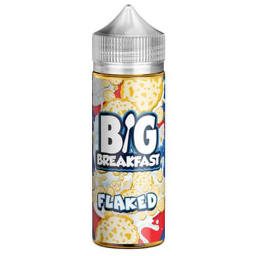 BIG BREAKFAST EJUICE - FLAKED (120ML)