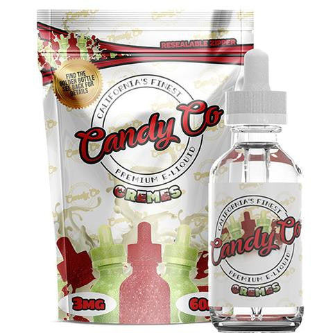CANDY CO ELIQUID - CREME (60ML)