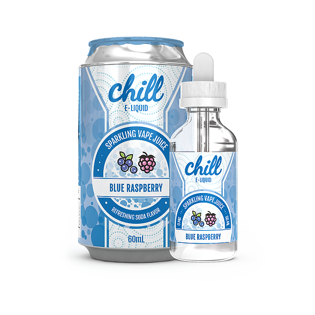blue raspberry chill eliquid ejuice juice vape schwartz