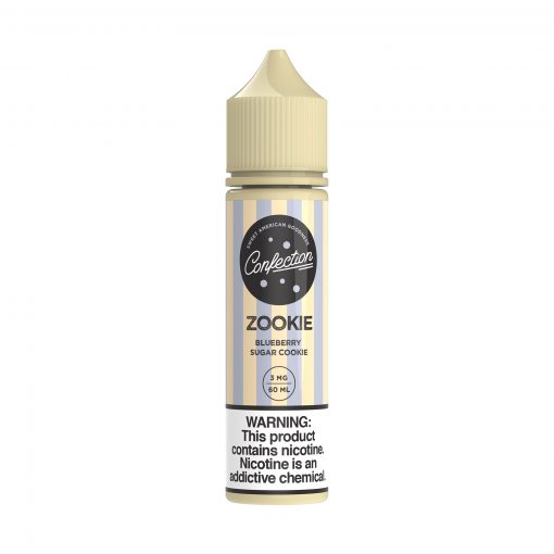 CONFECTION - ZOOKIE (60ML)