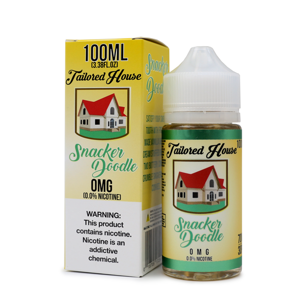 TAILORED VAPORS - SNACKER DOODLE (100ML)