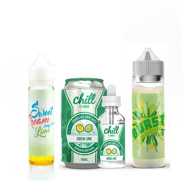 THE GREEN MEANS GO BUNDLE (180ML)