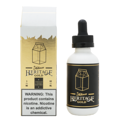 THE MILKMAN HERITAGE - GOLD (60ML)