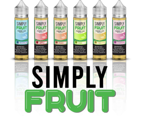 SIMPLY FRUIT - STRAWBERRY (60ML)