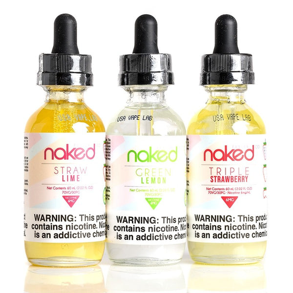 THE NAKED100 FUSION BUNDLE (180ml)