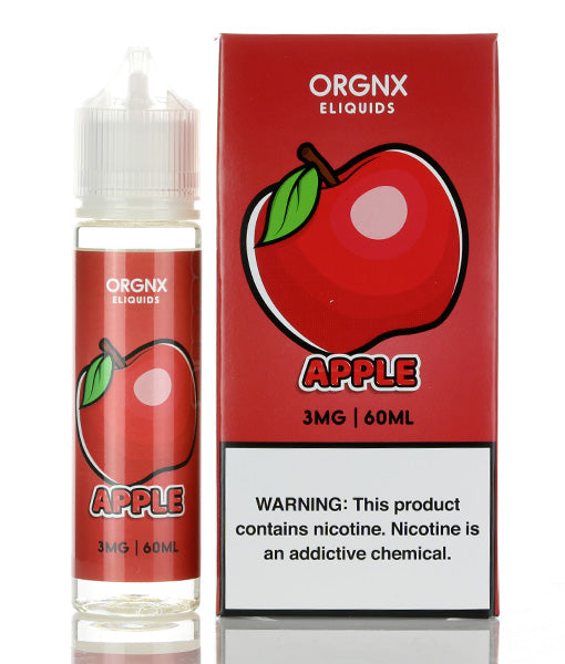 ORGNX - APPLE (60ML)