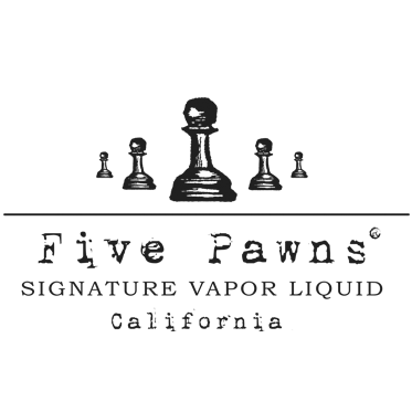 FIVE PAWNS ELIQUID - BLACK FLAG RISEN (60ML)