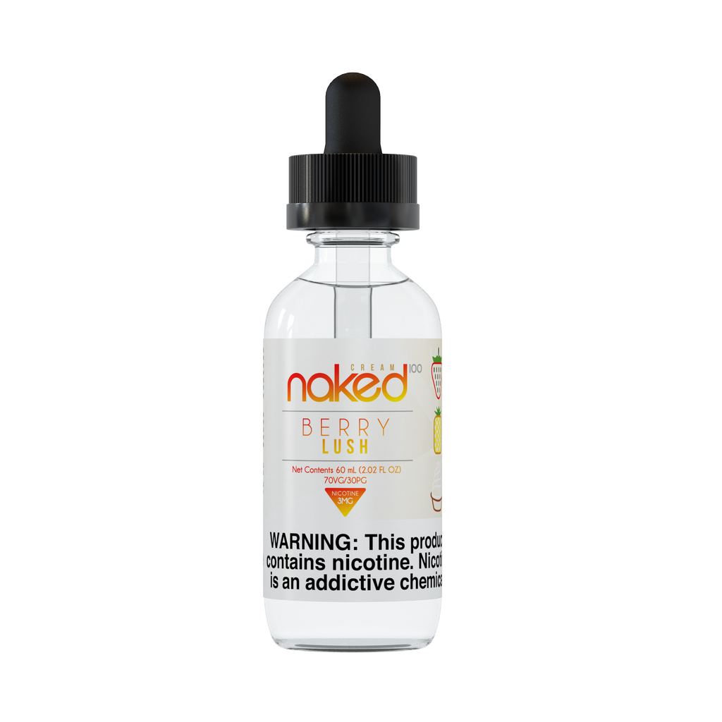 NAKED100 CREAM - BERRY LUSH (60ML)